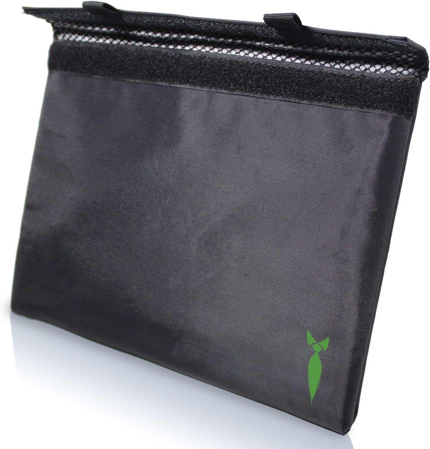Discreto para ahumar prueba de olores bolsa 11x 9–Guardar Todos los olores, accesorios de fumar papel de liar, molinillo y bandeja