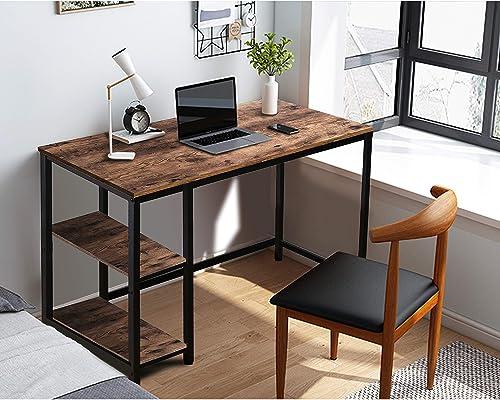 MUPATER 55inch Computer Office Desk - the best modern office desk for the money
