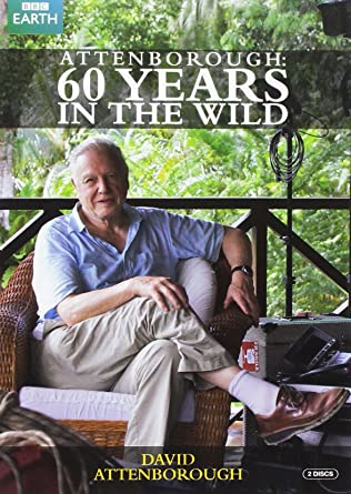 60 Years in the Wild [DVD & UV Copy]