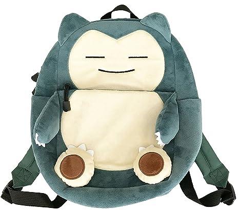 maruyoshi Pokemon Sun & Moon mochila rm-5134 Snorlax felpa mochila, ...