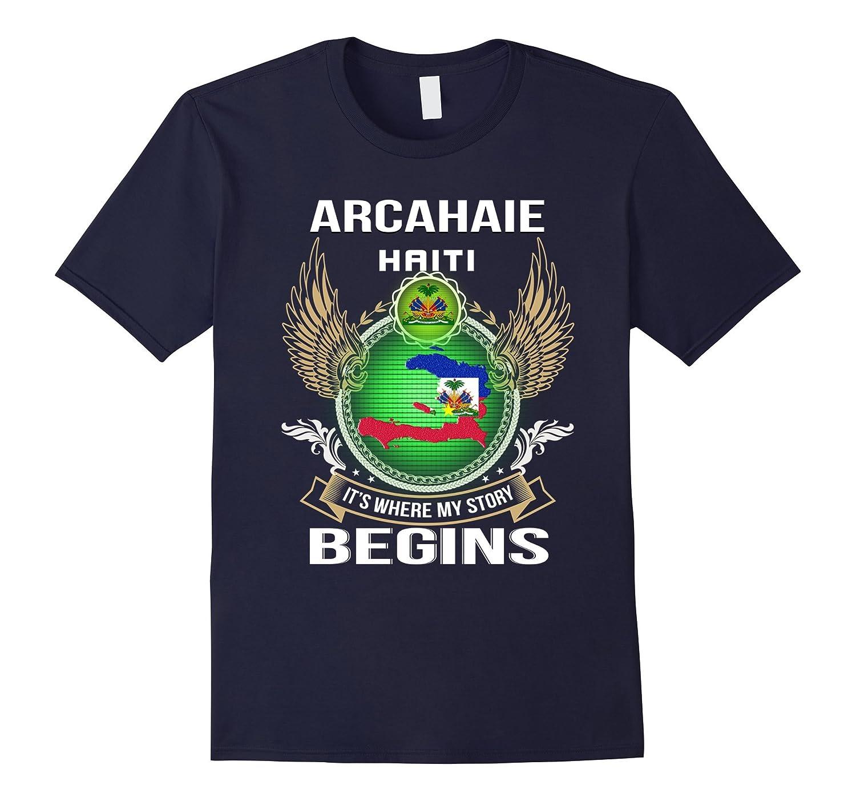 Arcahaie Haitian Awesome T-Shirt-Art
