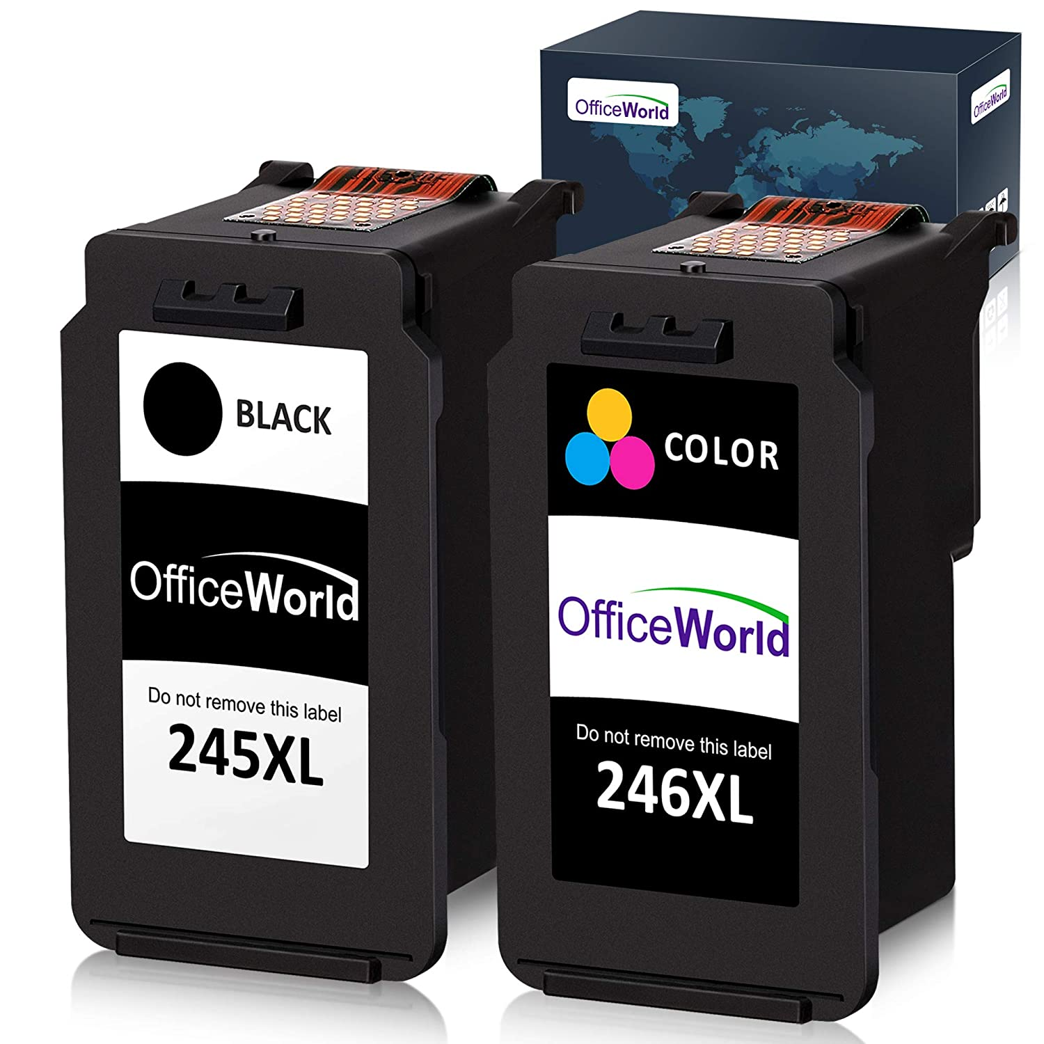 OfficeWorld Compatible Ink Cartridge Replacement