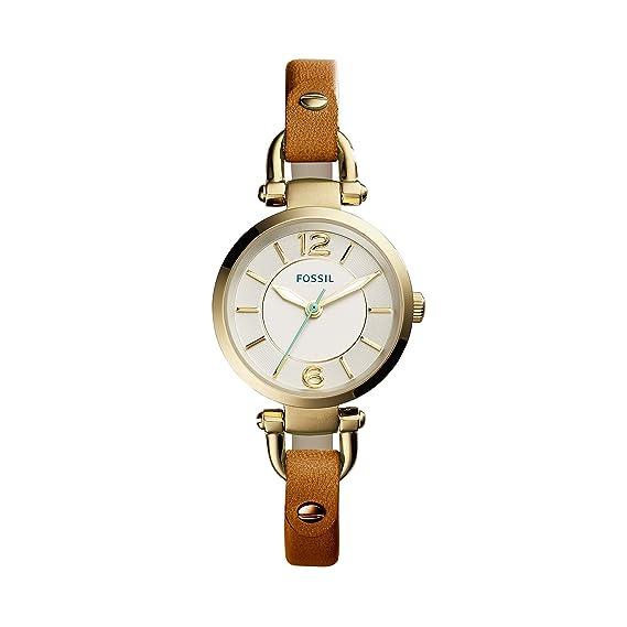 Fossil Reloj de Pulsera de Mujer ES4000