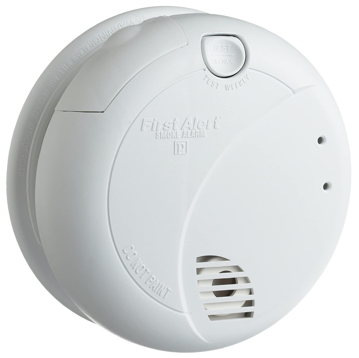 The Best Smoke Alarms Reviews Comparisons Of Top Rated Photoelectric Sensor Wiring Diagram Compact This Hardwired Detector Features Sensing Technology And A Loud 85 Db Alarm To Help Alert You Your Family Potential Dangers