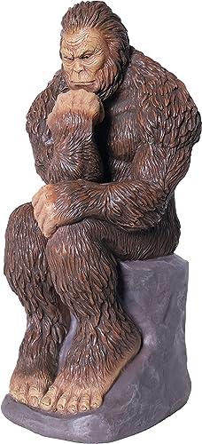 Bigfoot Thinker Garden Statue