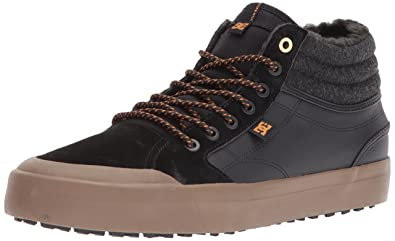 58aa6aae29 DC Shoes Evan Smith Hi WNT, Scarpe da Ginnastica Basse Uomo