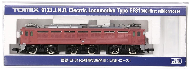 (Rose Following Form 1) Tomix N Gauge 9133 Ef81-300 (japan import)
