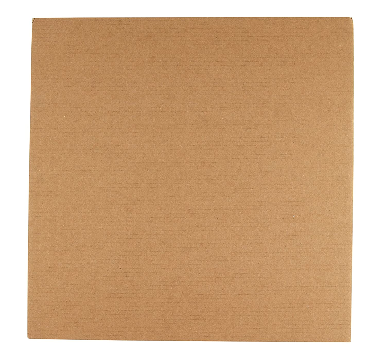 Hojas de cartón corrugado - Paquete de 24 hojas planas de cartón ...