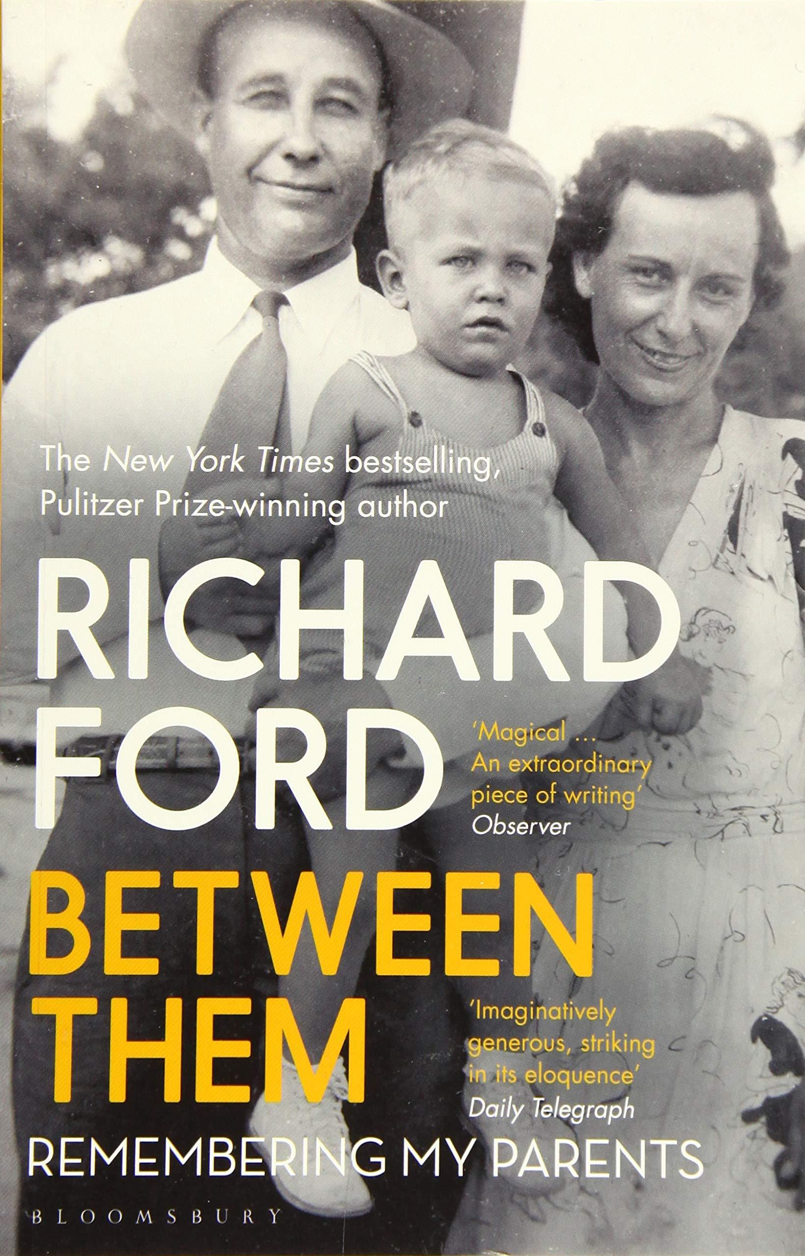 Between Them: Amazon.es: Ford Richard, Ford Richard: Libros en idiomas extranjeros