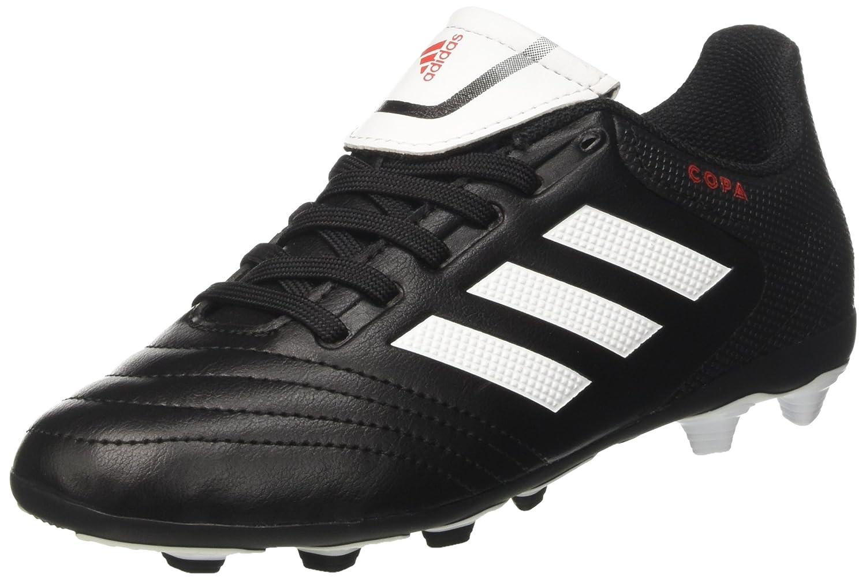 Adidas copa 17.4 fxg, scarpe da calcio uomo, nero (negbas