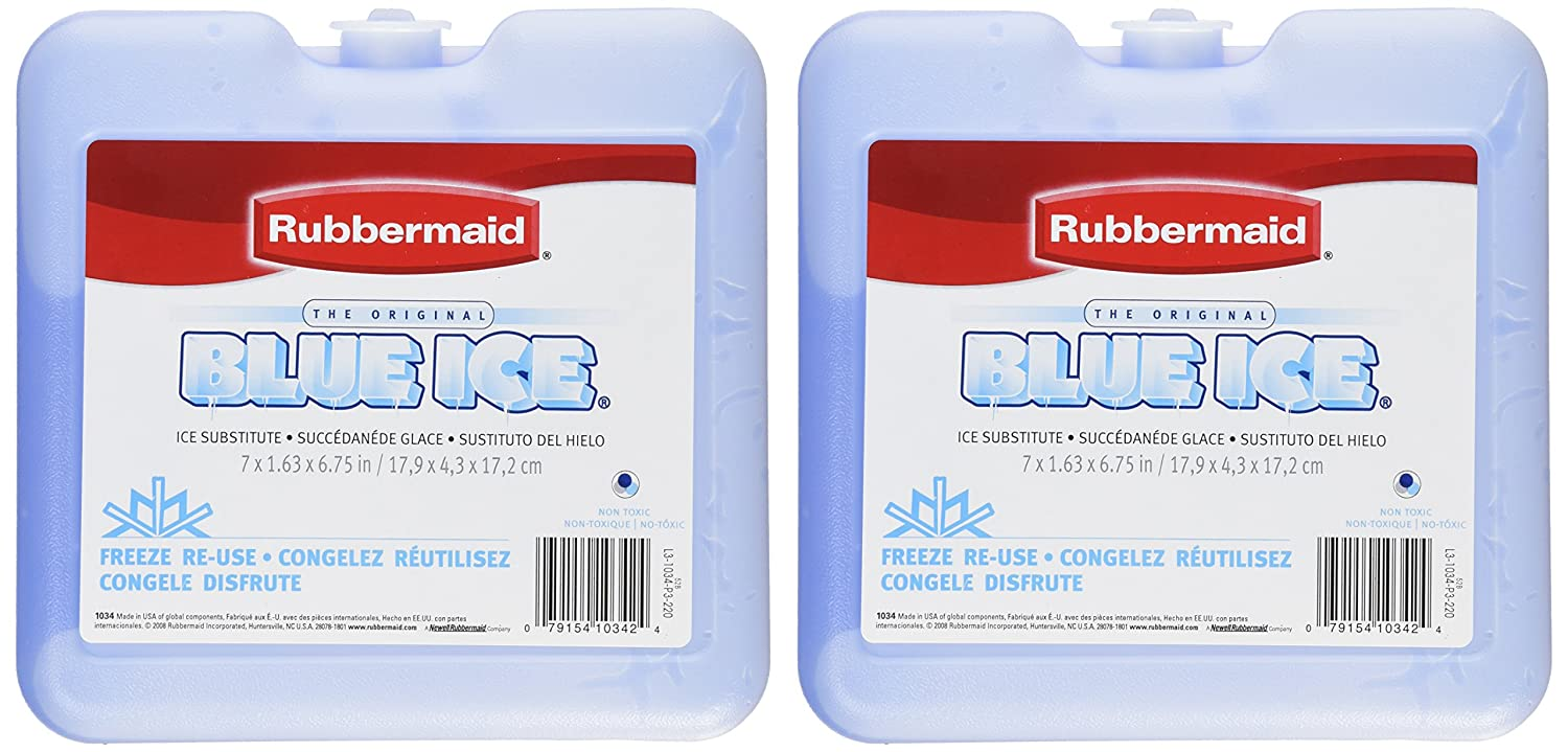 Rubbermaid - Blue Ice Brand Weekender Pack
