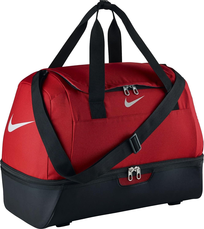 Nike Sporttasche Club Team Swoosh Hardcase 47 x 37 x 31 cm 45 Liter BA5196-010 schwarz