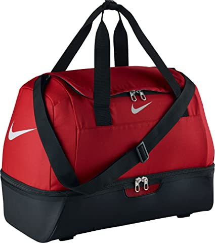 1146d5151a59 Amazon.com  Nike Football Club Team Hardcase Duffel Bag (Medium