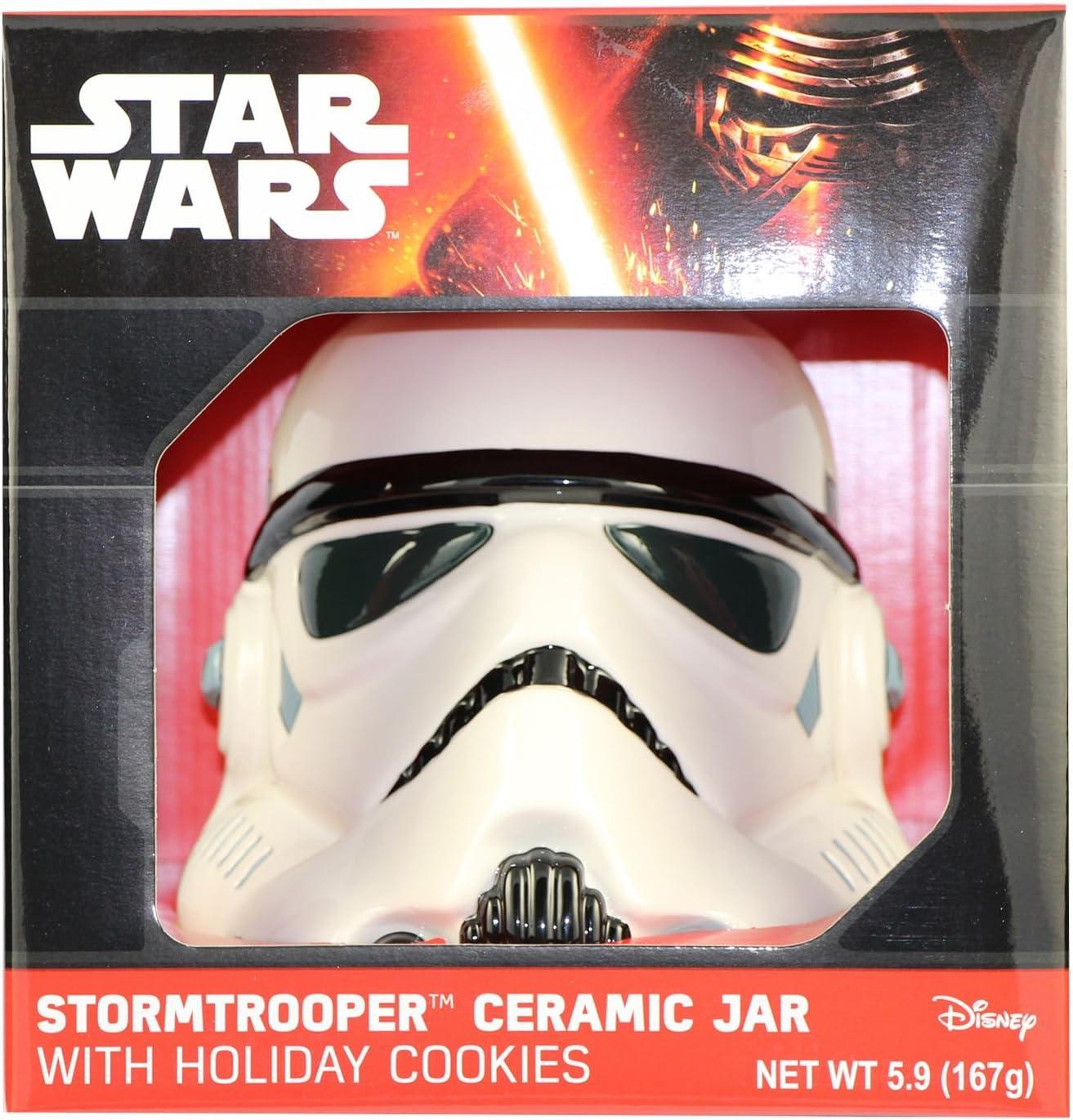 STAR316 Star Wars Stormtrooper 3D Ceramic Cookie Jar