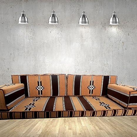 Étnico Sofá de la sala muebles Majlis, árabe, Árabe Jalsa ...