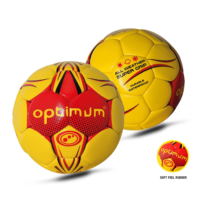TALLA talla 3. OPTIMUM - Balón de Balonmano para Hombre