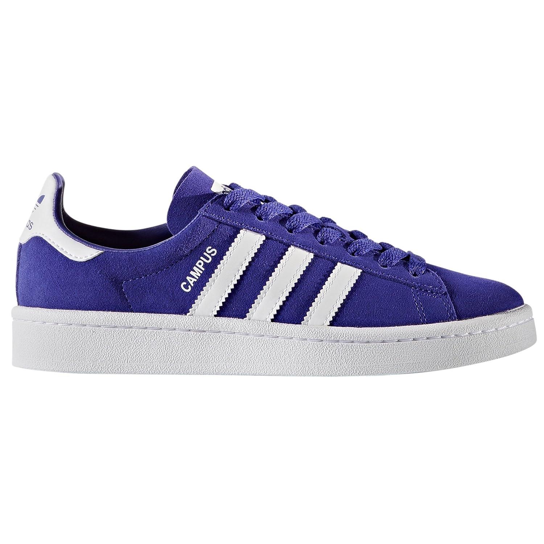 Adidas original Campus Turnschuhe Blau und Rosa Schuhe Damen Leder. Trainer