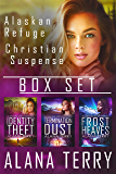 Alaskan Refuge Christian Suspense Box Set  (Books 1-3)