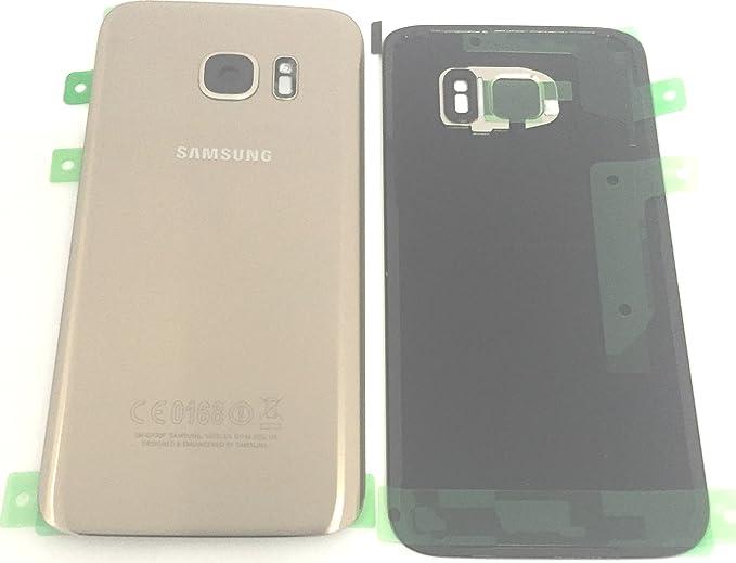 Itstek Tapa trasera Gorilla® Glass para Samsung Galaxy S7 G930 ...