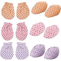 MomToBe Baby Mittens & Booties, Pack of 3
