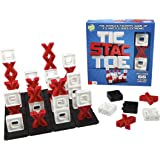 Tic Stac Toe -- 3-D Version of Tic Tac Toe -- A Great Strategy Game