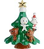 Alessi AMGI51 Décoration de Noël Porcelaine Multicolore