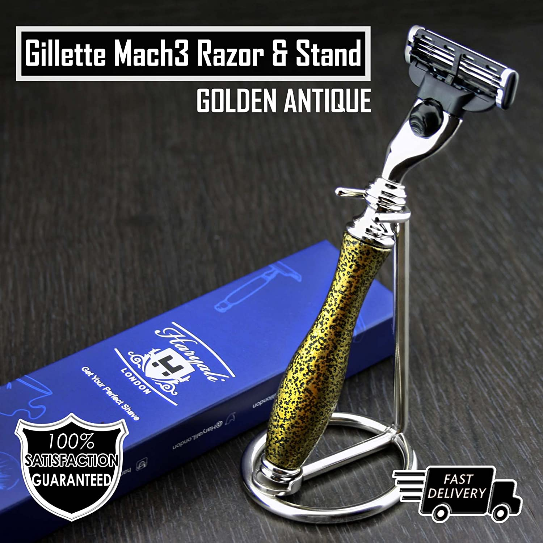 Primera clase Combo Gillette Mach3 Maquinilla de afeitado para ...