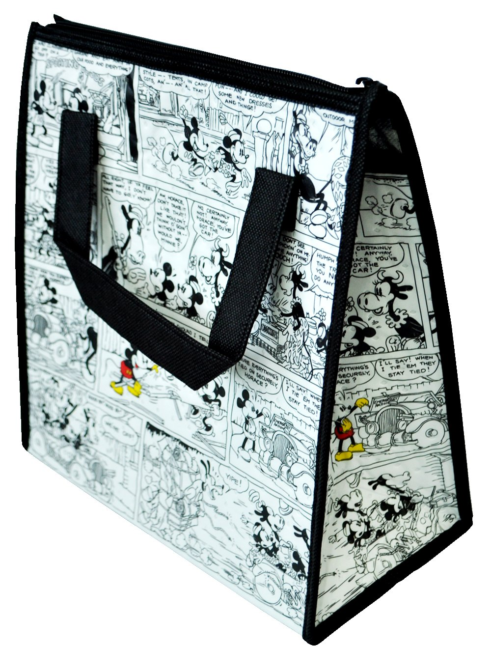 Mickey Mouse (comic) non-woven Cooler Bag FBC1 (japan import)