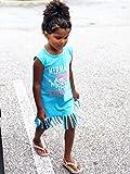 So Sydney Toddler & Girls Bohemian Fringe Accent