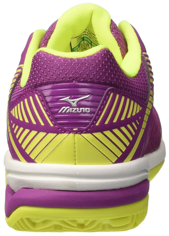 Mizuno Wave Exceed Tour CC Wos, Zapatillas de Tenis para Mujer