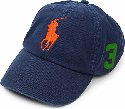 Polo Ralph Lauren hombres ajustable Pony Logo gorro: Amazon.es ...