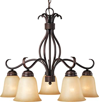 Maxim lighting 10124wsoi basix 5 light chandelier down light oil maxim lighting 10124wsoi basix 5 light chandelier down light oil rubbed bronze with wilshire mozeypictures Choice Image