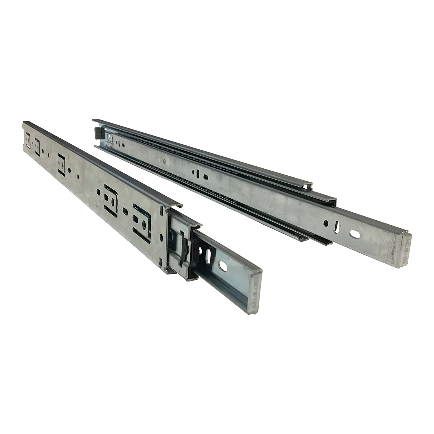 30 Firgelli Automations Full Extension Drawer Slides 400 lb Capacity