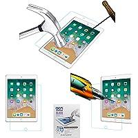 "ACM Tempered Glass/Screenguard/Scratch Protector for New iPad 2018 & 2017 9.7"" / iPad Pro 9.7 Inch/iPad Air 2 / iPad Air/Apple Ipad 9.7 6th Generation Tablet"