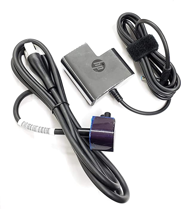 New HP 45W Replacement AC Adapter For:HP Envy x360 15m-bq021dx m6 Elitebook 840 850 830 820 g3 g4 g5 g6 hp 250 255 260 g7 g6 g5 g4 g3 Compatible P/N: TPN-LA04 TPN-CA04 TPN-LA03 854116-850 853490-001