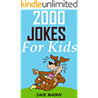 2000 Jokes For Kids; Fill Your Heart With Fun And Laughter (English Edition)