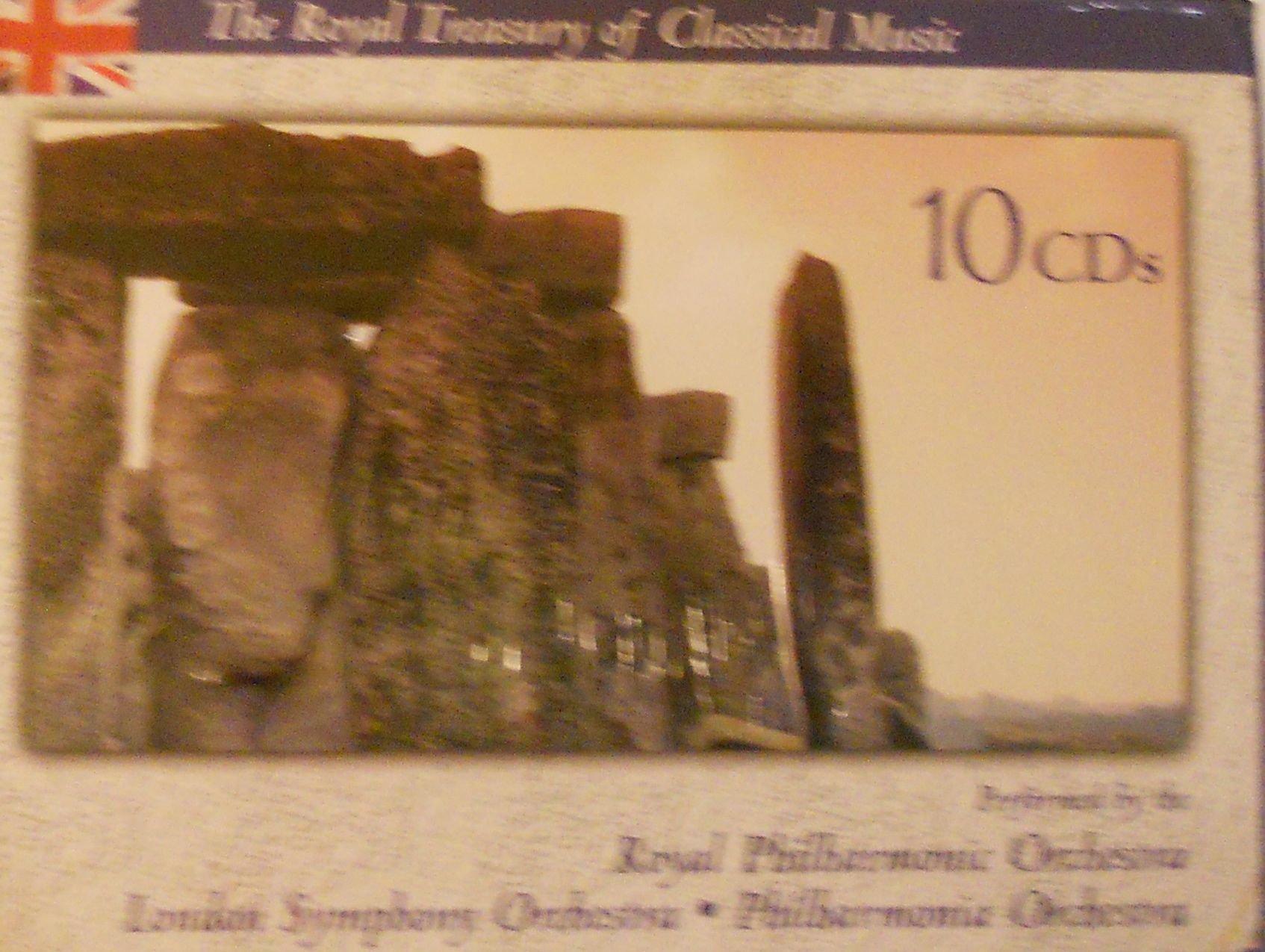 Royal Treasury of Classics by Echo Bridge
