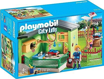 Amazon.com: Playmobil jaulas: Toys & Games