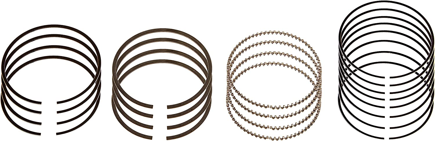 Hastings 4408040 4-Cylinder Piston Ring Set