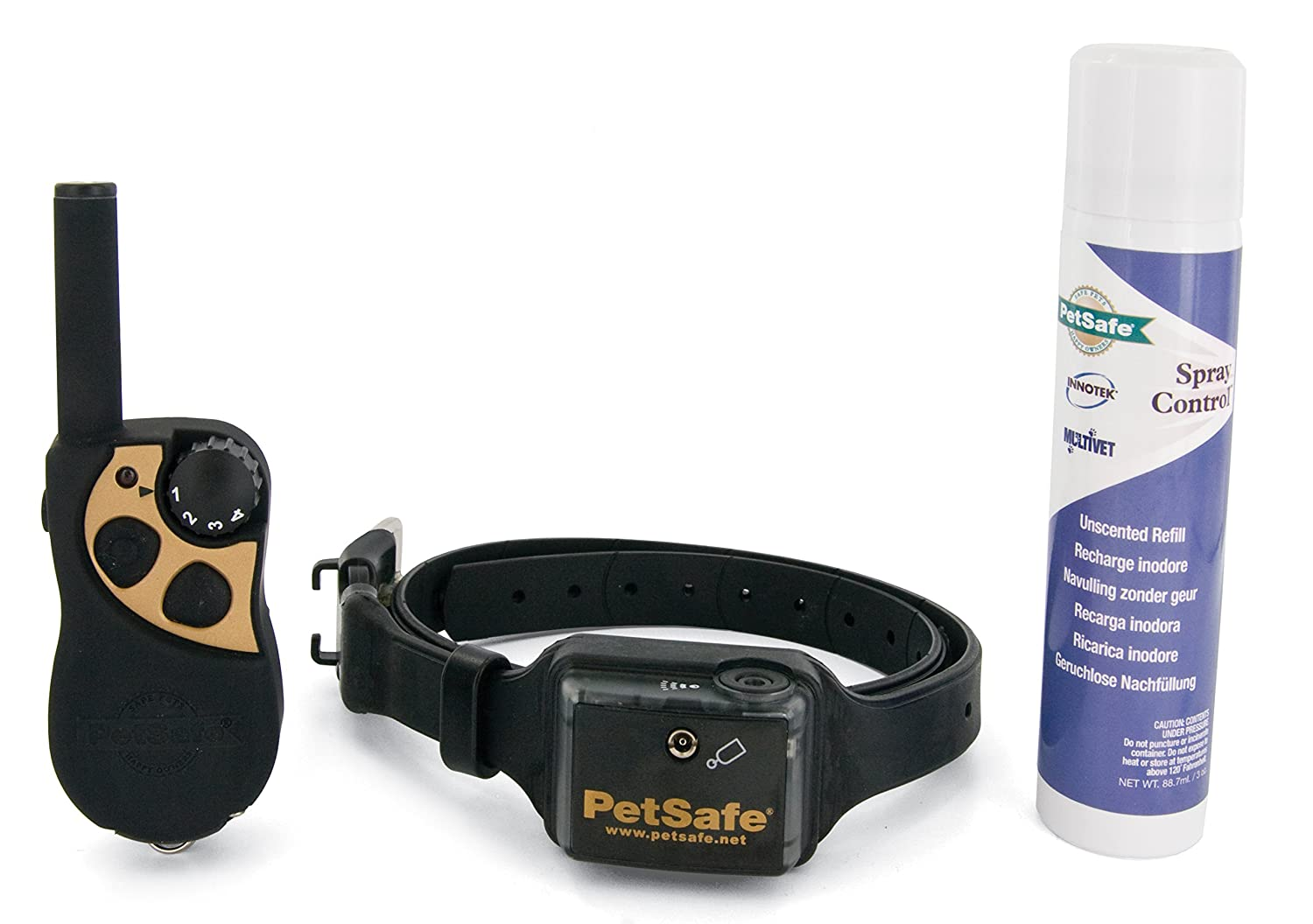 PetSafe 275m Deluxe Remote-Spray Trainer