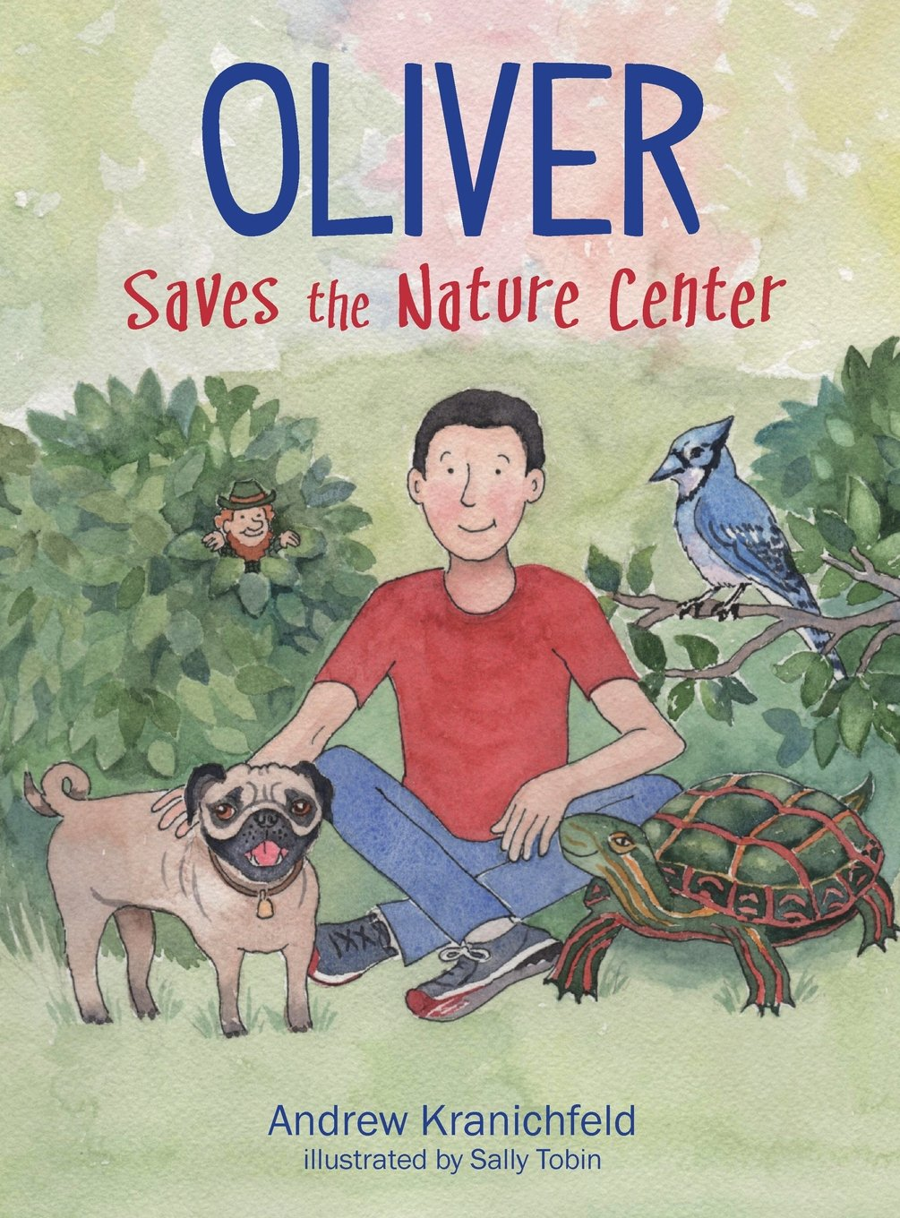 Oliver Saves The Nature Center: An engaging introduction to ecology and environmentalism pdf