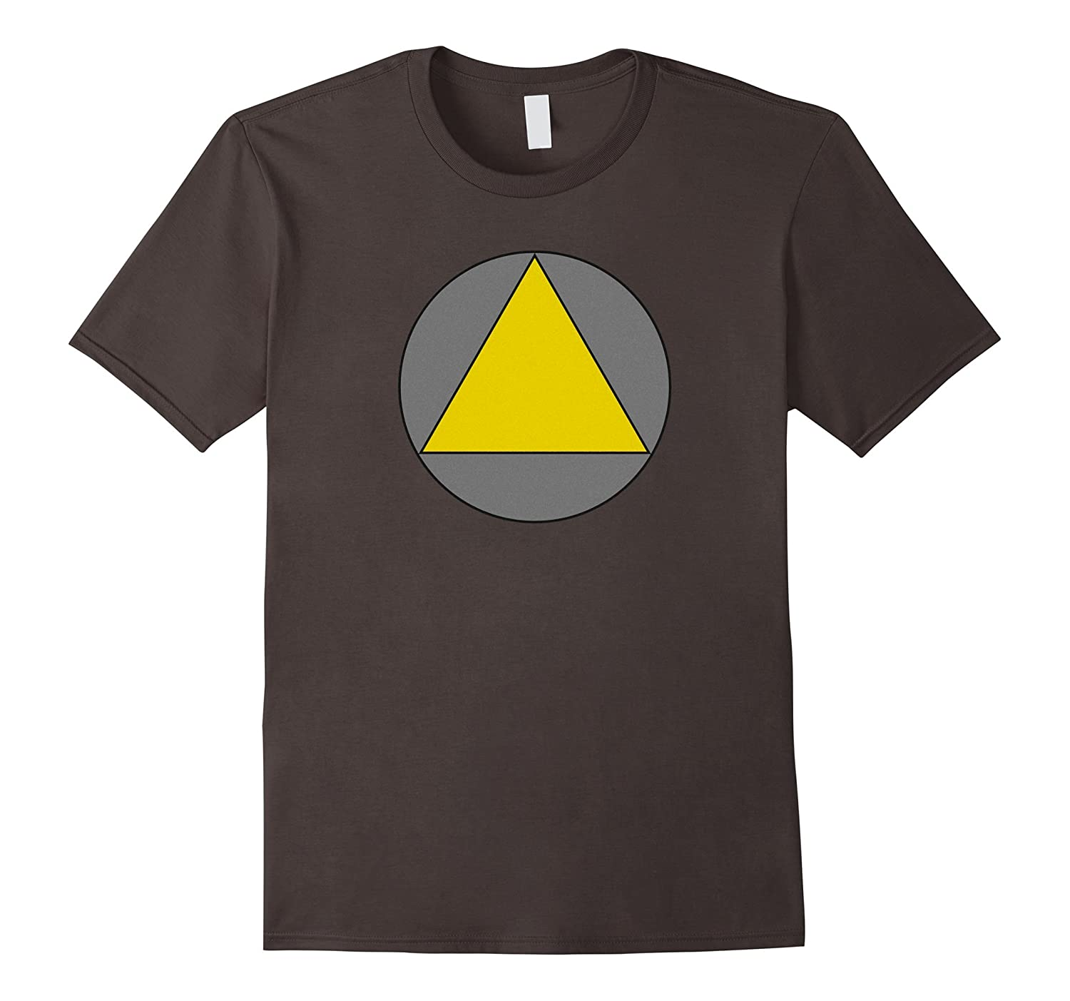 Legion Yellow Triangle Shirt-FL