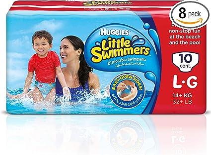 Huggies Little Swimmers Swim Nappies Size 5-6