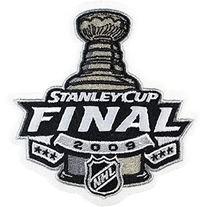 competitive price 6eefe c5864 Amazon.com : 2009 NHL Stanley Cup Final Jersey Patch ...