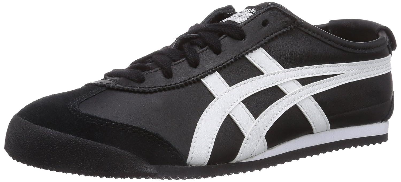 Onitsuka Tiger HL202 Mexico 66 Unisex Sneaker  39|Black/White