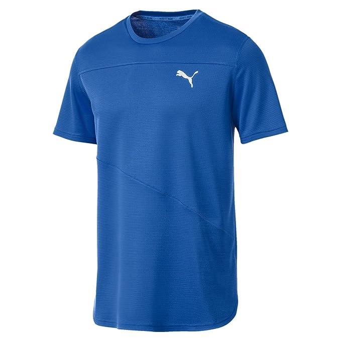 PUMA Men's Ignite SS Tee Mono T Shirt
