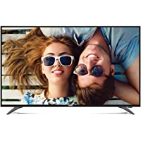 Sanyo 124.5 cm (49 Inches) Full HD IPS LED TV XT-49S7200F (Dark Grey)