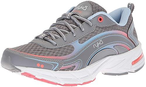 658dc24d7a208 Ryka Women's Inspire Walking Shoe, Grey, 9.5 M US: Amazon.co.uk ...