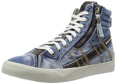 Diesel Denim sneakers L80nUP4