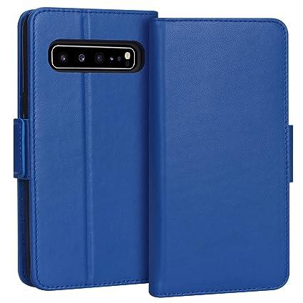 Amazon.com: FYY - Funda tipo libro para Samsung Galaxy S10 ...